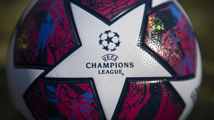 Official UEFA Champions League Matchball