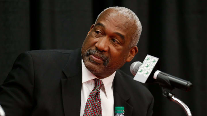 Ohio State athletic director Gene Smith actually believes the Buckeyes can allow 20,000-30,000 fans into Ohio Stadium.