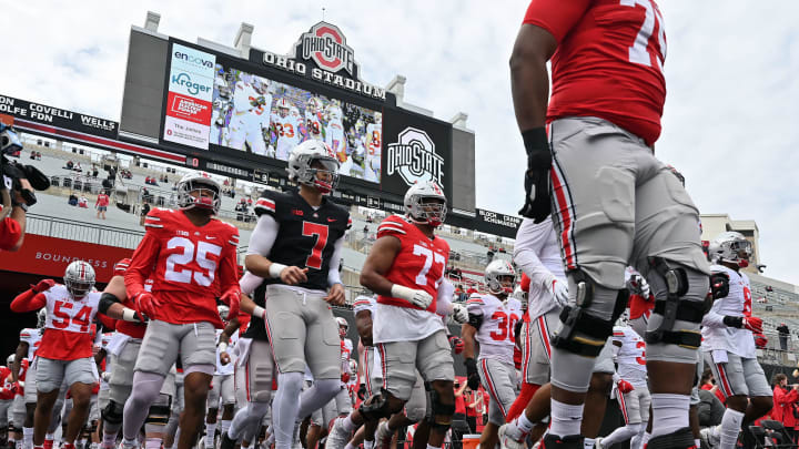 Ohio State's annual spring game.