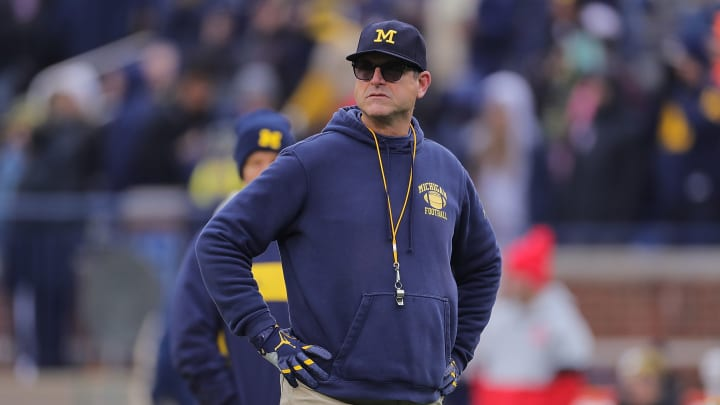 These are three possible upsets for Michigan in 2020.