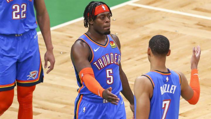Sacramento Kings vs Oklahoma City Thunder prediction and pick for NBA game tonight.