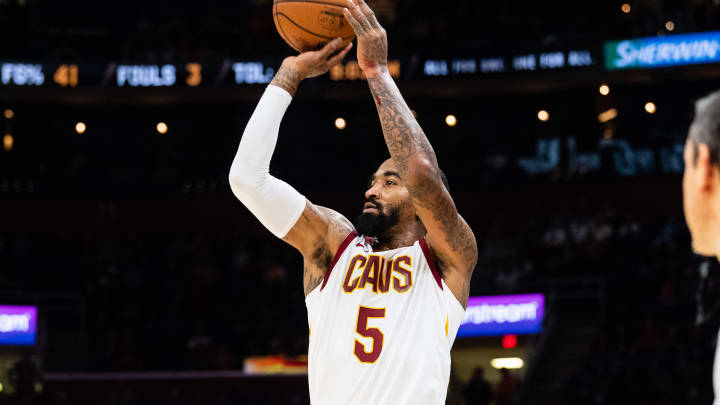 JR Smith is the newest Los Angeles Laker
