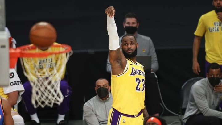 James es el jugador más votado por los fanáticos de NBA
