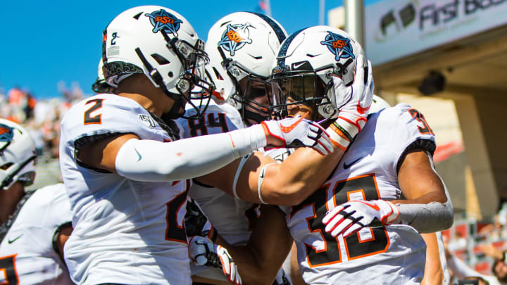 Oklahoma State vs Kansas State prediction, picks, betting odds and spread for college football.