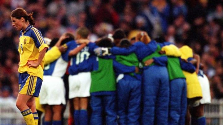 Oly Sweden V Brazil