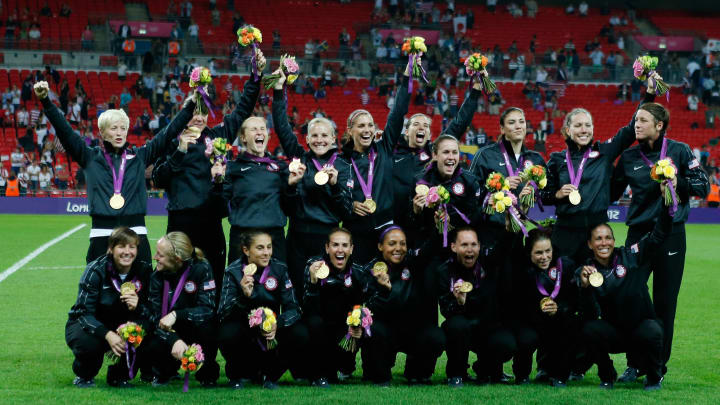 USA are favourites to win the women's Olympic tournament
