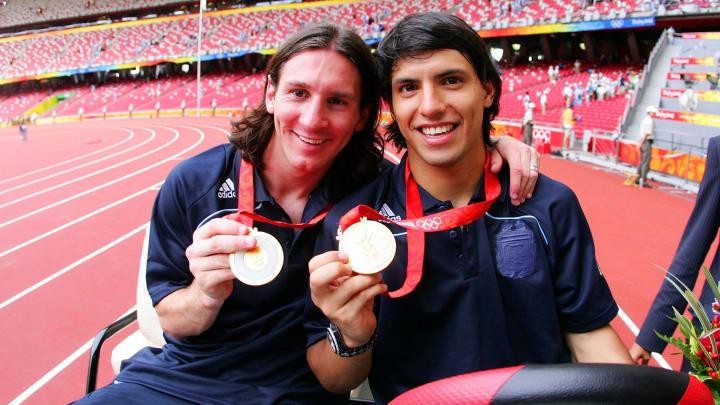 La medalla de Leo y el Kun