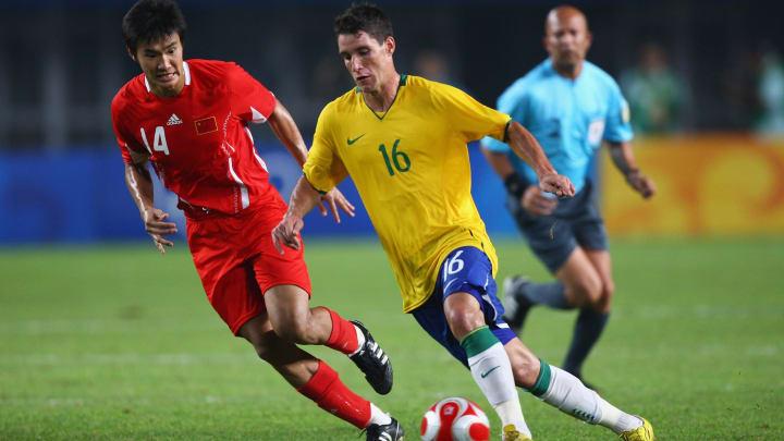 Brasil Thiago Neves Olimpiadas