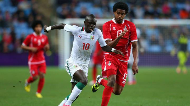 Sadio Mane, Khamis Esmaeel Liverpool Olimpíadas Londres 2012