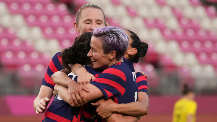 The USWNT will play Paraguay and Korea Republic this fall.