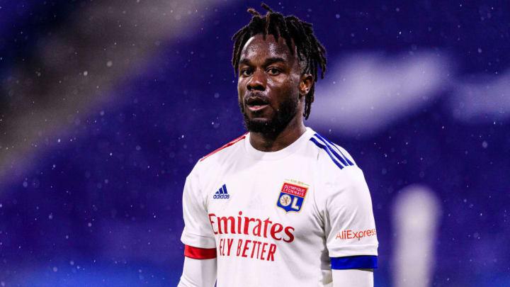 Maxwell Cornet devrait quitter Lyon cet été.