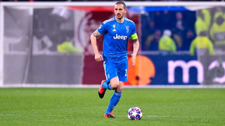 Bonucci has put a disaster spell at Milan firmly behind him