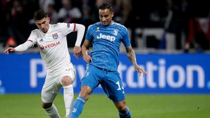 Olympique Lyon v Juventus - UEFA Champions League