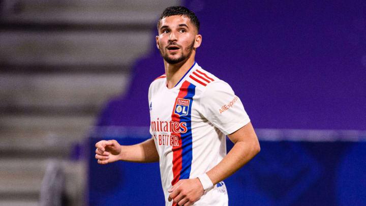 Houssem Aouar pourrait enfin rejoindre Arsenal cet été.