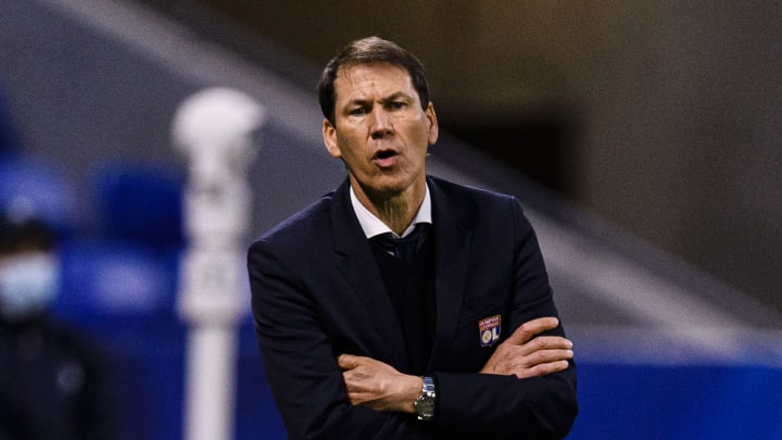 Rudi Garcia has been approached by Everton