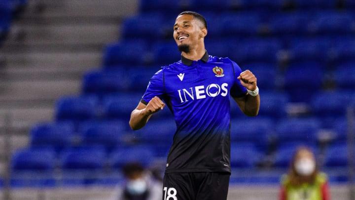 Saliba impressed on loan at Nice
