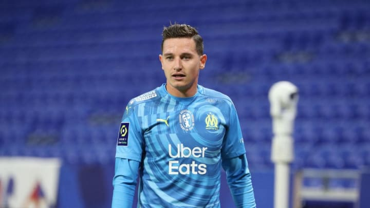 Thauvin is a key part of Marseille's side