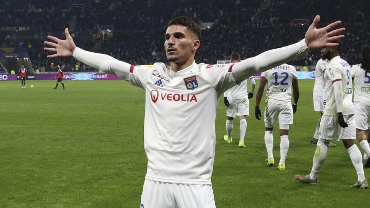 Lyon Ready to Offload Houssem Aouar in Cut-Price Deal Amid Premier League  Interest