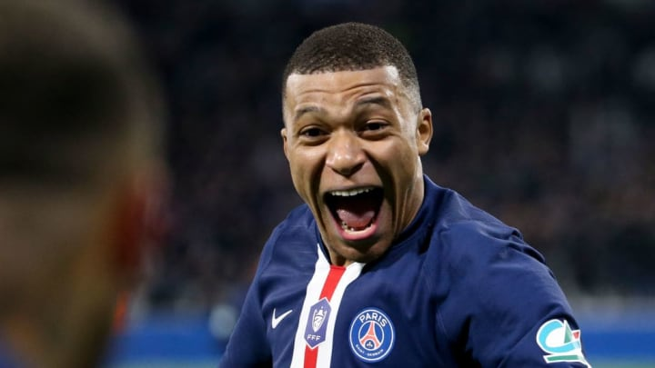 Kylian Mbappe has previous in tournament football, having starred in France's 2018 World Cup victory