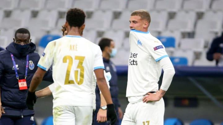 Marseille a battu un triste record en Ligue des Champions