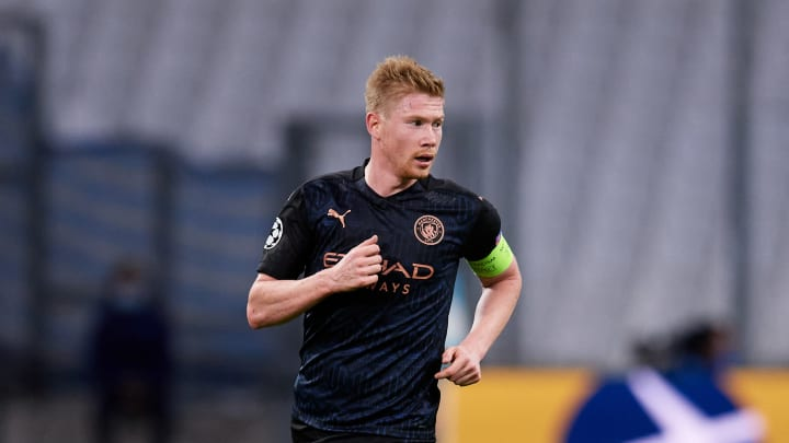 Kevin De Bruyne is fit again
