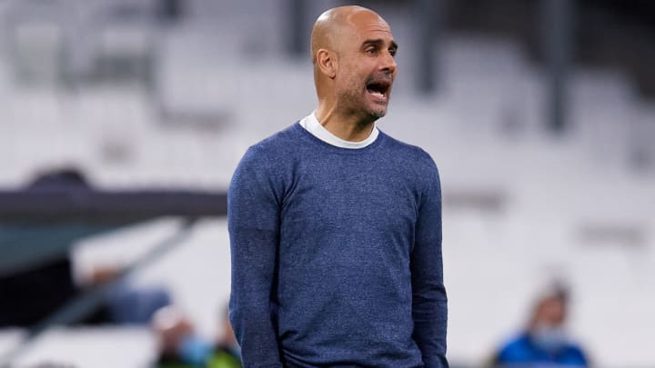 Man City want to find a new forward