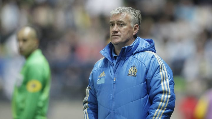 Didier Deschamps a également brillé en tant que coach à l'OM : il a remporté la Ligue 1 en 2010