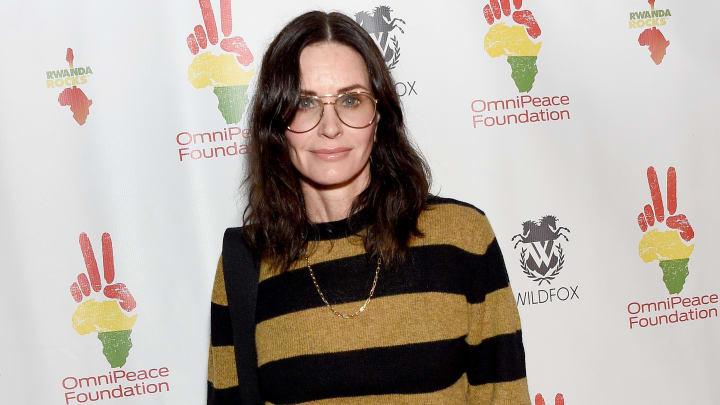 Courteney Cox is making a return to 'Scream' as Gale Weathers.