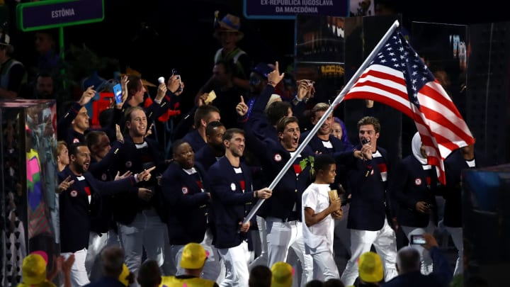 Cuántos atletas enviará Estados Unidos a Tokio 2020?