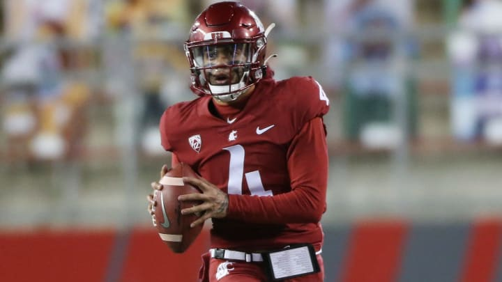 Portland State vs Washington State prediction and college football pick straight up for today's game between PORST vs WSU.