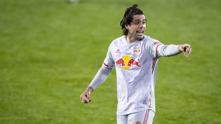 Brian White for the New York Red Bulls