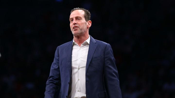 Former Brooklyn Nets coach Kenny Atkinson