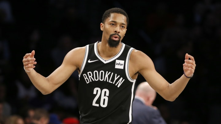 Spencer Dinwiddie's latest tweet rivals even the words of Kyrie Irving.