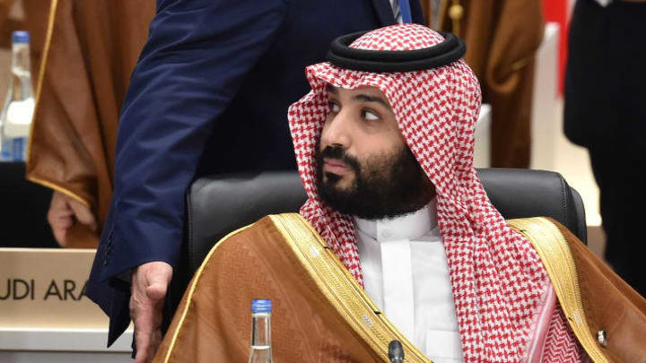 Prince Mohammed Bin Salman was implicated for the murder of journalist Jamal Khashoggi