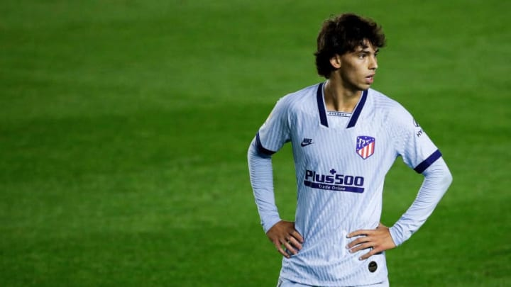 Joao Felix attracted a lot of attention prior to his move to Atletico