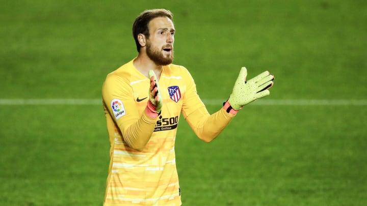 Jan Oblak has reached 100 La Liga clean sheets