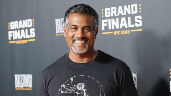 Overwatch executive producer Chacko Sonny has left Blizzard after five years with the company.