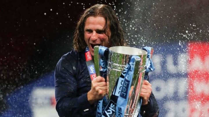 Gareth Ainsworth enjoyed play-off delight at Wembley
