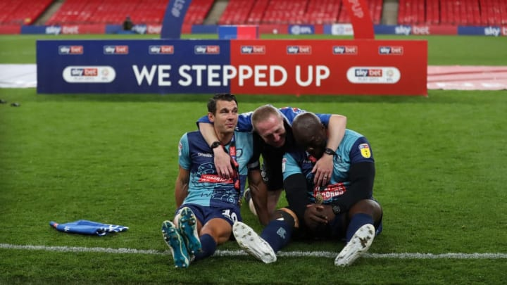Wycombe will be playing in the Championship for the first time