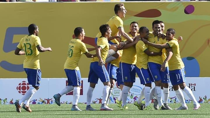 Brasil Luan Palmeiras Olimpiadas