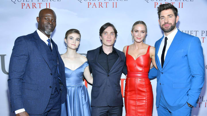 """PARAMOUNT PICTURES PRESENTS THE WORLD PREMIERE OF """"A QUIET PLACE PART II"""""""