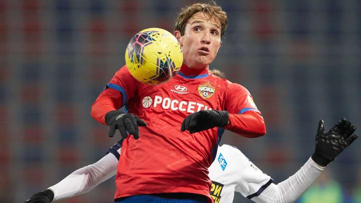 Mário Fernandes faz carreira no futebol russo