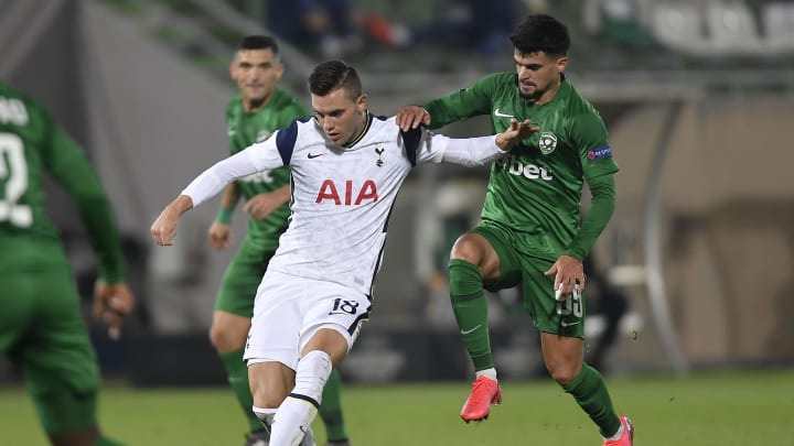 The Tottenham Lineup That Start Against Ludogorets Razgrad