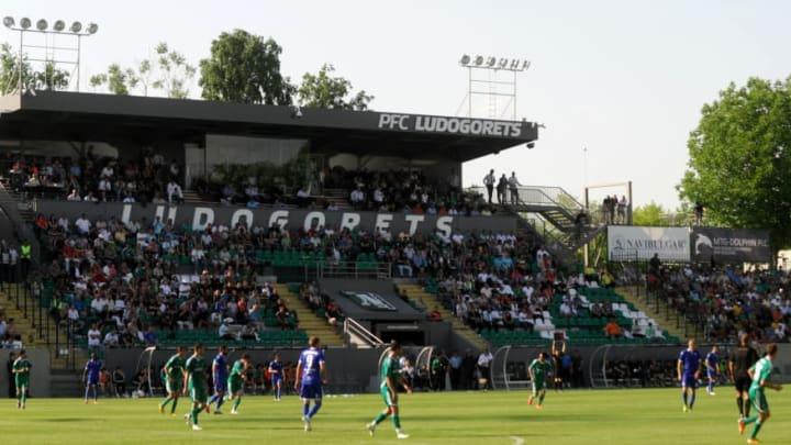PFC Ludogoretz Razgrad v Chernomoretz Burgas - Bulgarian League