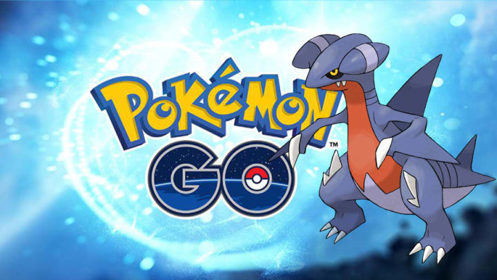 The Sinnoh Celebration Event is your chance to get Gabite and evolve it into the powerful Garchomp.