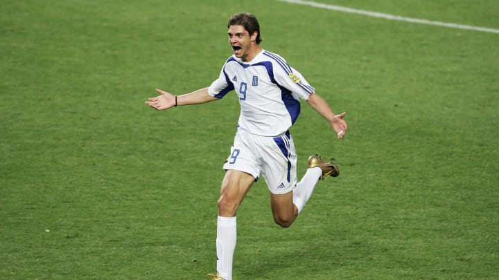 Charisteas war im Verein nie das Tormonster, seine EM 2004 bleibt allerdings unvergessen