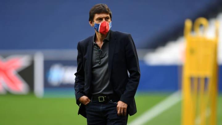 Leonardo Araujo Paris Saint-Germain PSG Milan Inter de Milão