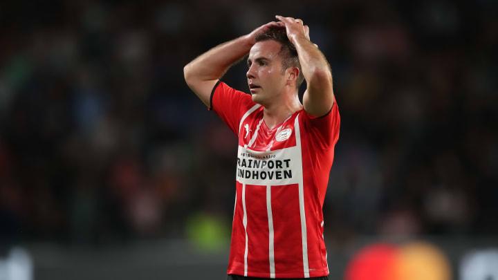 Götze scheitert mit Eindhoven an Julian Weigls Benfica