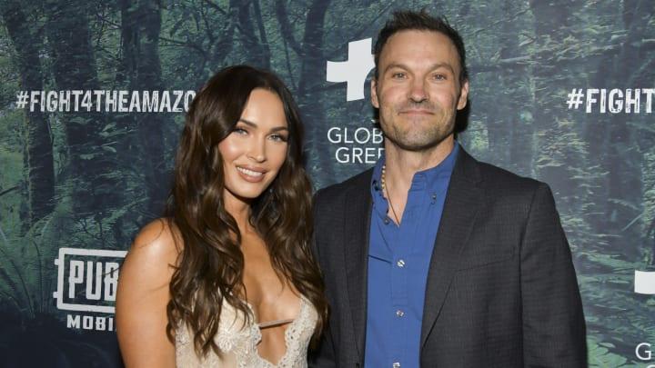 Megan Fox y Brian Austin Green tienen tres hijos en común