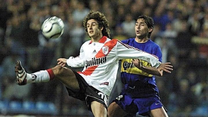 Pablo Aimar, Cristian Traverso